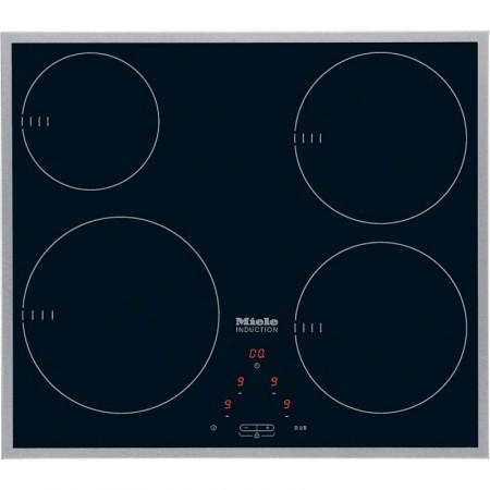 Индукционен готварски плот за вграждане със сензорен контрол Miele KM6115