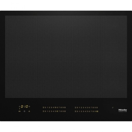 Индукционен готварски плот за вграждане със сензорен контрол Miele KM7667FL