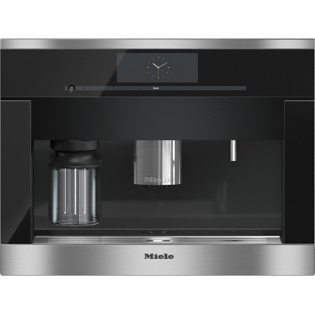 Кафемашина Miele CVA6805 Clean steel