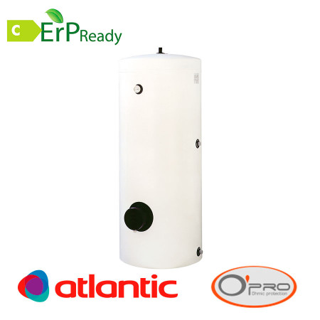 Електрически бойлер Atlantic O´Pro 500 литра за подов монтаж - 022750