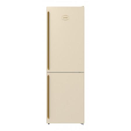 Комбиниран хладилник с фризер Gorenje NRK6192CLI
