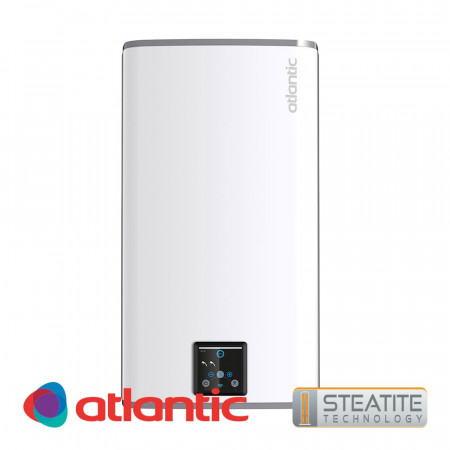Електрически бойлер Atlantic CUBE Steatite Wi-Fi, 150 литра - 874040
