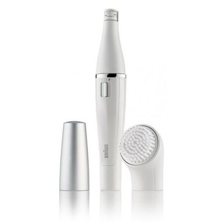 Система за грижа за лицето с епилатор и четка за почистване на лице Braun Face 810 Epilation & Cleansing