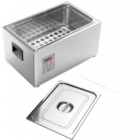 Професионален уред за готвене с вакуум при ниска температура Diverso by Diamond