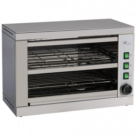 Професионален тостер двоен - diverso by Diamond