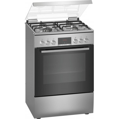 Комбинирана готварска печка BOSCH HXN39AD50