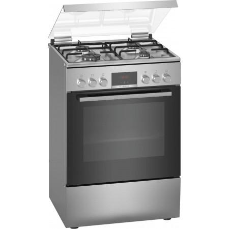 Комбинирана готварска печка BOSCH HXN39BD50