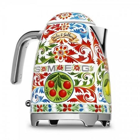 Електрическа кана Dolce & Gabbana SMEG KLF03DGEU