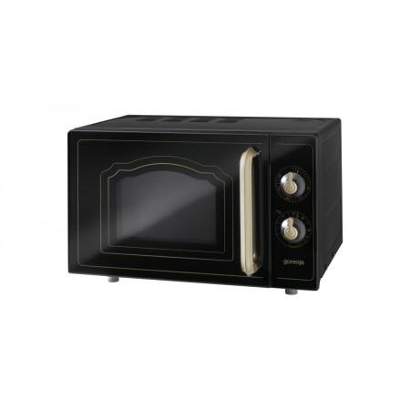 Микровълнова печка с грил, инфранагревател, Gorenje MO4250CLB