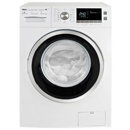 Свободностояща пералня, 8 кг, Woolmark ® сертифицирана, eнергиен клас (изпиране / центрофуга): A+++ / B Teka SPA TKD 1280