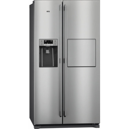 Хладилник с фризер side by side AEG RMB66111NX