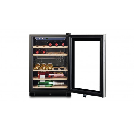Охладител за вино, 25 бутилки, свободностоящ TEKA RV 250 B