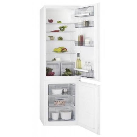 Хладилник & фризер за вграждане AEG SCB51811LS
