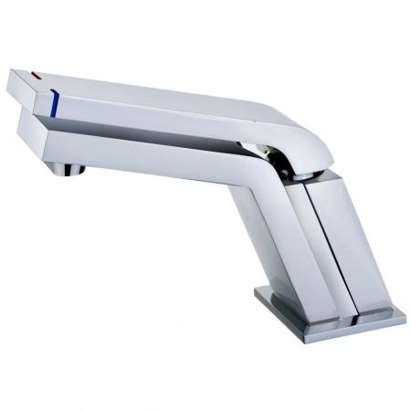 Смесител за баня с керамична глава TEKA Icon за мивка, хром