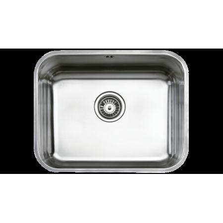 Подплотова иноксова мивка BE 50.40 PLUS