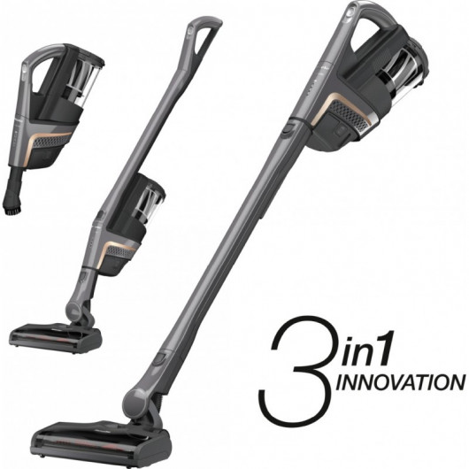 Безкабелна акумулаторна прахосмукачка Miele Triflex HX1 - SMUL0 Grey