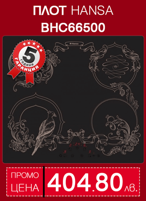 ПЛОТ HANSA BHC66500