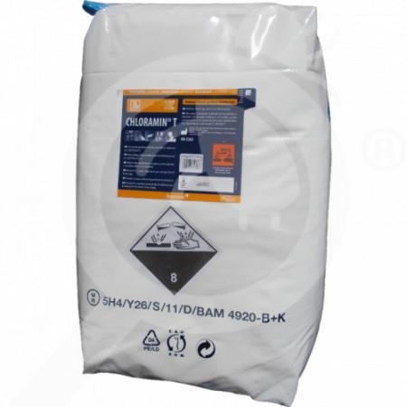 Дезинфектант Chloramin T - 25кг ефективен срещу КОРОНАВИРУС (COVID-19)!