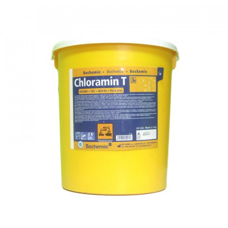 Дезинфектант Chloramin T - 6кг ефективен срещу КОРОНАВИРУС (COVID-19)!