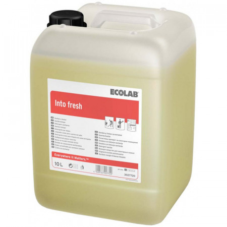 ECOLAB Into fresh