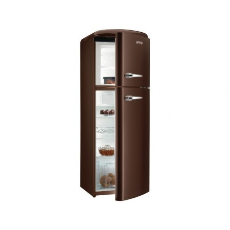 Хладилник с горна камера Gorenje Retro Collection RF60309OCH