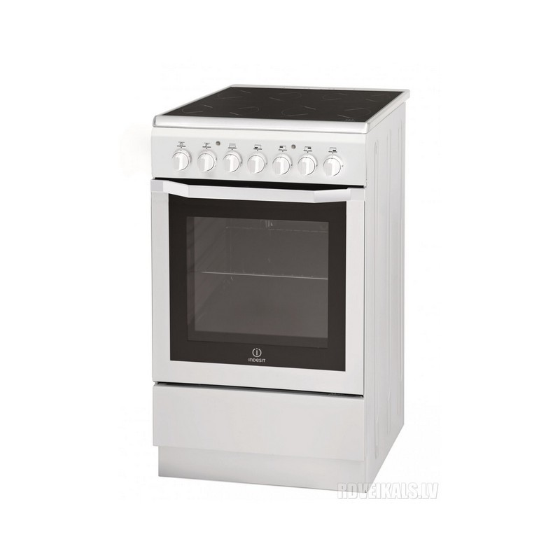 Готварска печка Indesit I5V62A(W)/EU