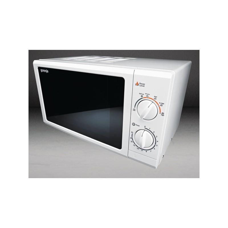 Микровълнова печка, 20л, 6 нива на мощност, Gorenje MO20MW