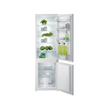 Хладилник с фризер за вграждане, обем 286 л, клас A+, Gorenje RCI4181AWV