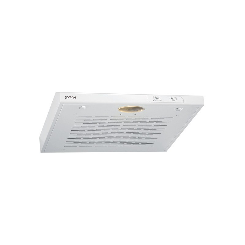 Аспиратор за вграждане 60 см, 3 степени, Gorenje DU6115W