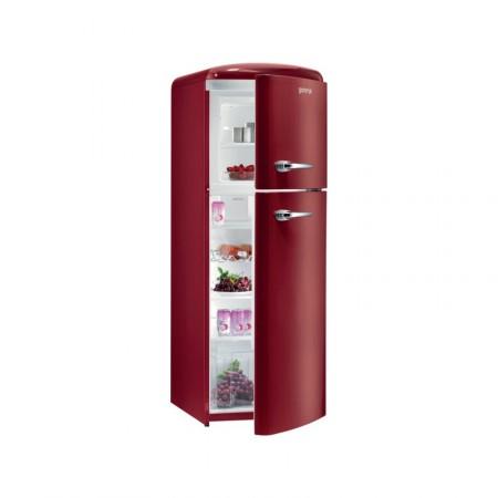 Хладилник с горна камера, обем 296л, клас A++, Gorenje Retro Collection RF60309OR