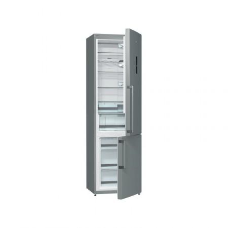 Хладилник с фризер, Енергиен клас А+++, NoFrost Plus, Gorenje NRK6203TX