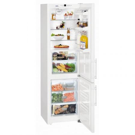 Хладилник с фризер, Bio Fresh, No Frost, клас А+++, LIEBHERR CBN 4815