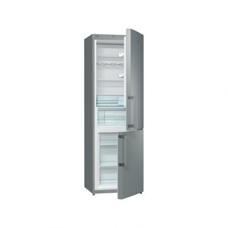 Хладилник с фризер, клас A++, FrostLess, Gorenje RK6192EX