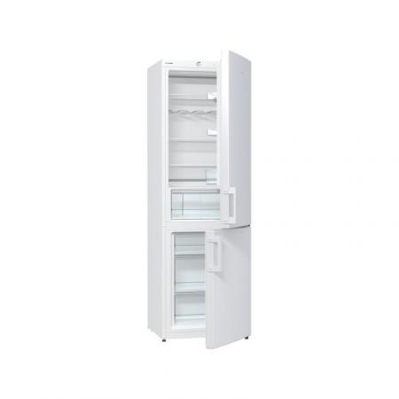 Хладилник с фризер, Автоматично размразяване, клас A+, Gorenje RK6191AW
