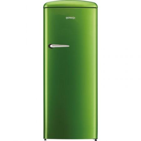 Хладилник Gorenje Retro Collection ORB152GR, зелен цвят