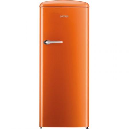 Хладилник Gorenje Retro Collection ORB152O, оранжев цвят