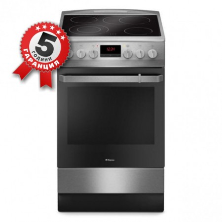 Стъклокерамична готварска печка, 50см, Енергиен клас А, Hansa FCCX59209
