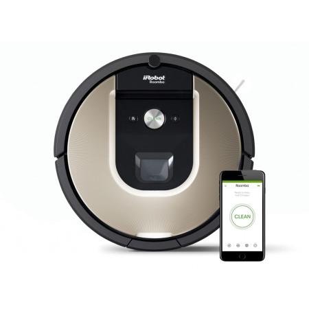Роботизирана прахосмукачка Irobot Roomba 976