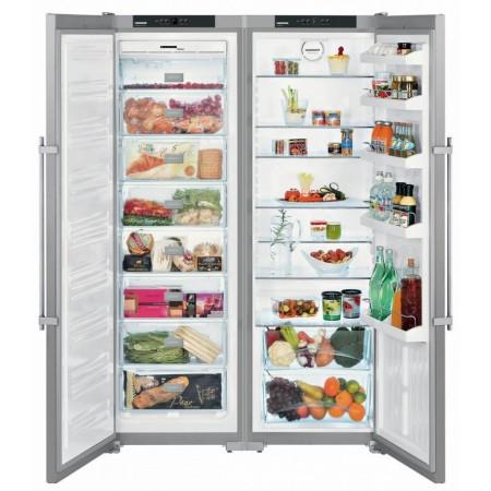 Хладилник с фризер Liebherr SBSesf 7212