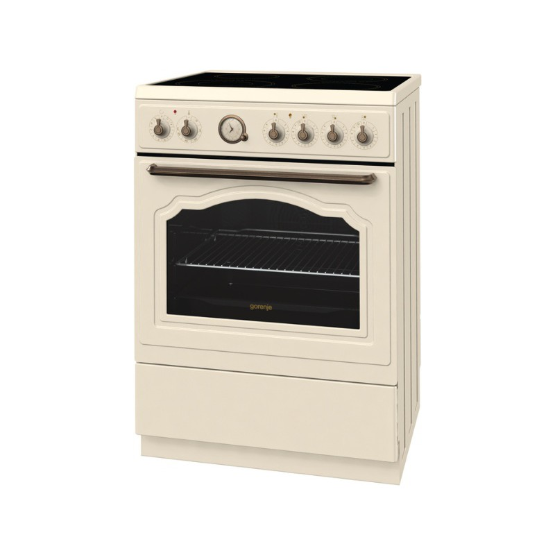 Електрическа готварска печка, 60см, клас А, 9 функции, Gorenje EC67CLI
