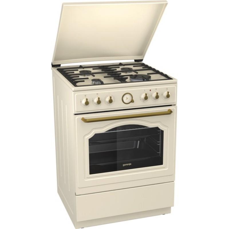 Комбинирана печка Gorenje K62CLI