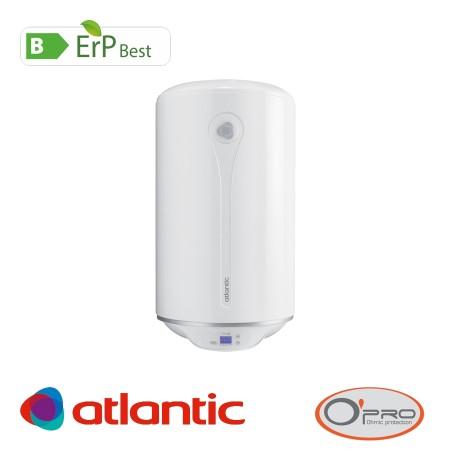 Електрически бойлер с интелигентно (smart) управление Atlantic Ingenio 80 литра