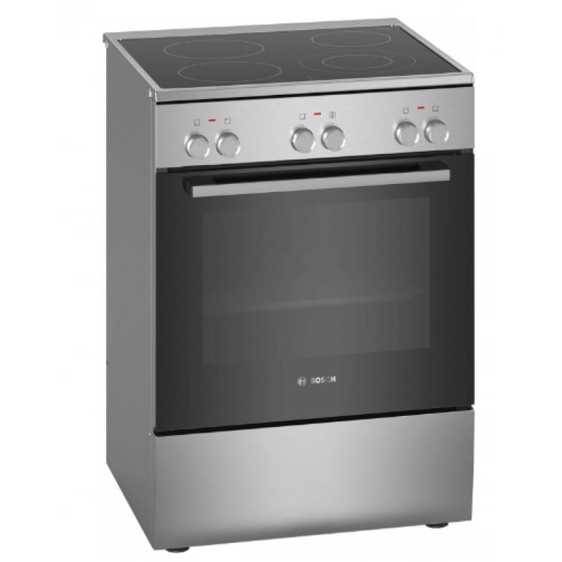 Електрическа готварска печка BOSCH HKA090150, 60 cm.  неръждаема стомана