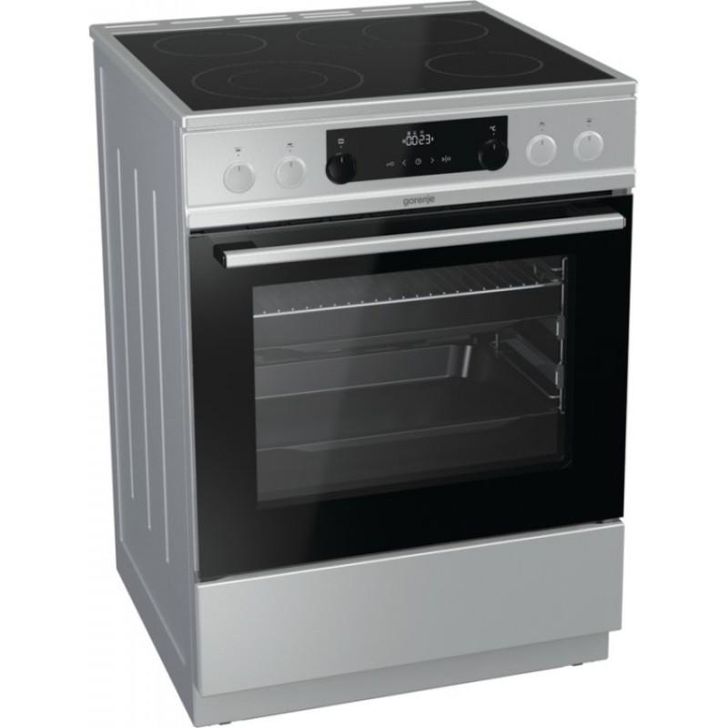 Електрическа печка Gorenje EC6352XPA