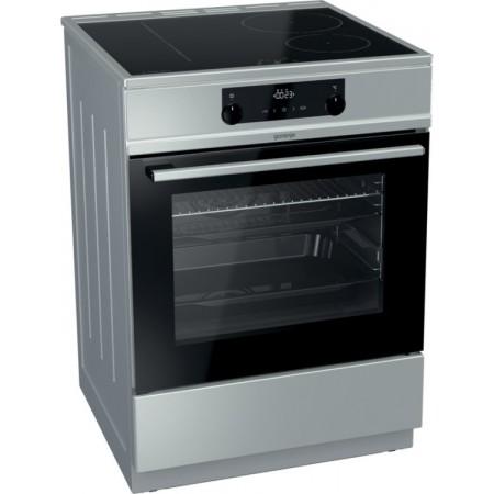 Електрическа печка с индукционен плот Gorenje EIT6351XPD