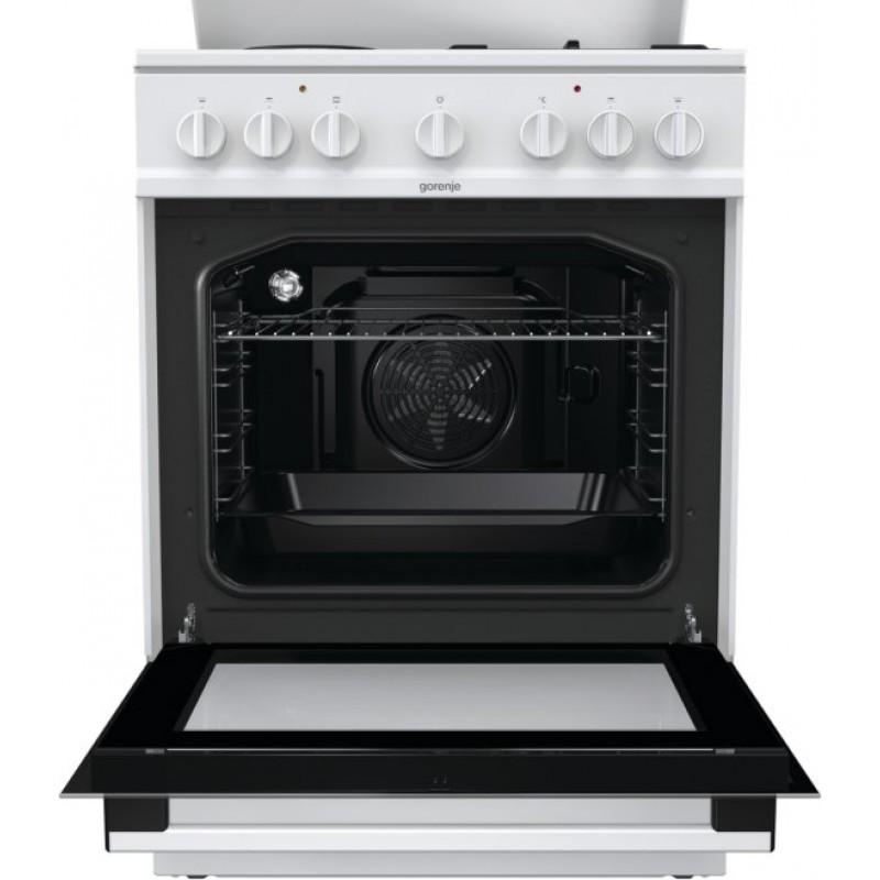 Комбинирана печка Gorenje K6241WF
