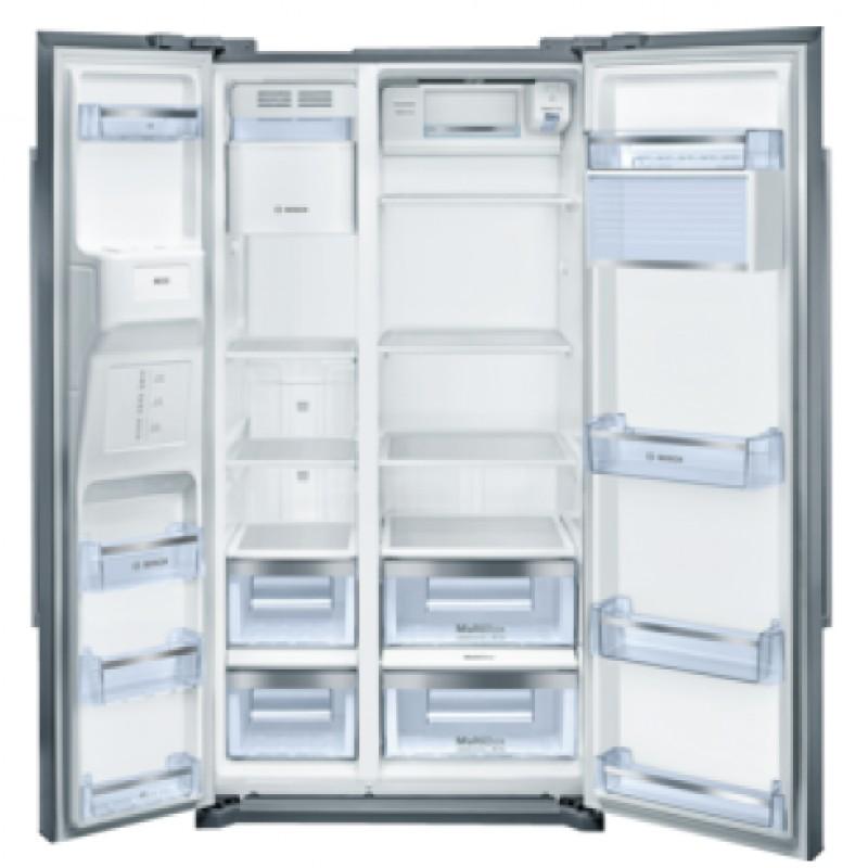 Хладилник с фризер, 2 врати Side-by-Side, NoFrost KAD90VI20