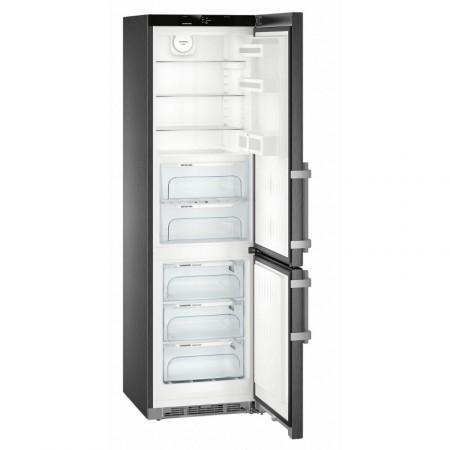 Хладилник с фризер, BioFresh, NoFrost, клас А+++, LIEBHERR CBNbs 4815