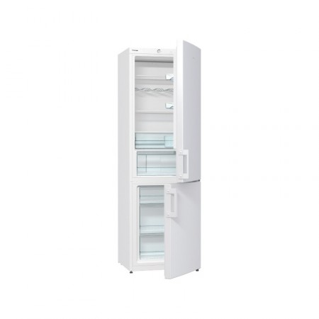Хладилник с фризер, клас A++, FrostLess, Gorenje RK6192EW