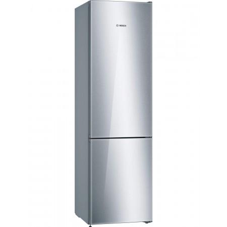 Хладилник с фризер NoFrost Bosch KGN39LM35